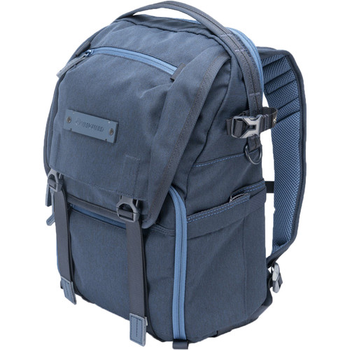 Vanguard VEO RANGE 41M Medium Daypack Camera Backpack (Navy Blue)