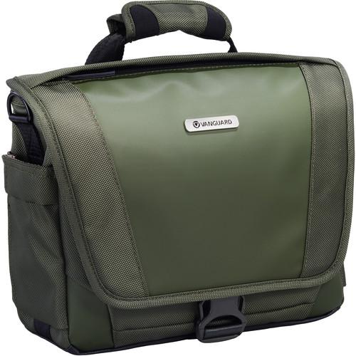 Vanguard VEO SELECT 29 GR Camera Messenger Bag (Green)