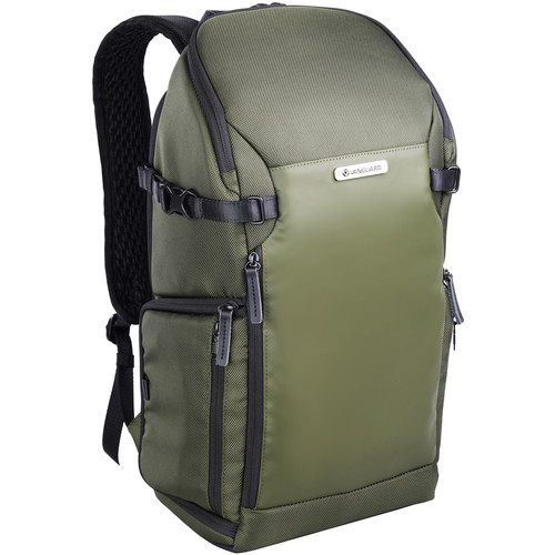 Vanguard VEO Select 46BR Backpack (Green)