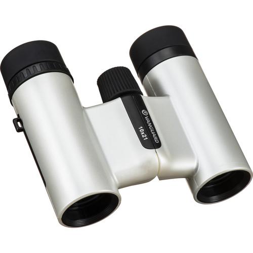 Vanguard 10x21 Vesta Compact 21 Binocular (White Pearl)