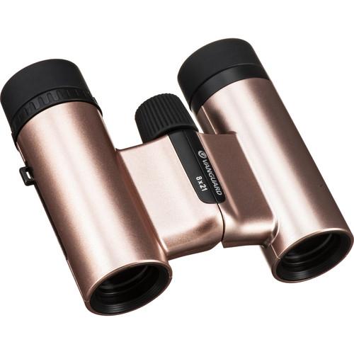 Vanguard 8x21 Vesta Compact 21 Binocular (Rosaline)