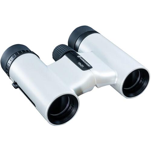 Vanguard 8x21 Vesta Binocular (White Pearl)