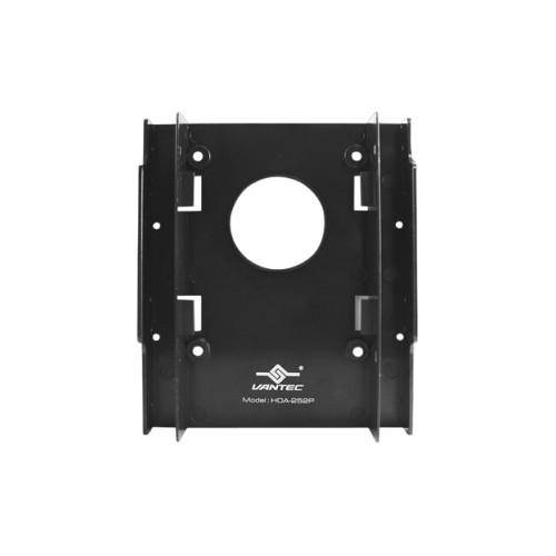 "Vantec Dual 2.5"" to 3.5"" HDD/SSD Mounting Kit (Plastic)"