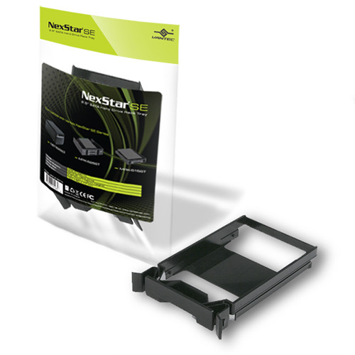 "Vantec NexStar SE 2.5"" SATA Hard Drive Rack Tray for NexStar SE Series Racks"