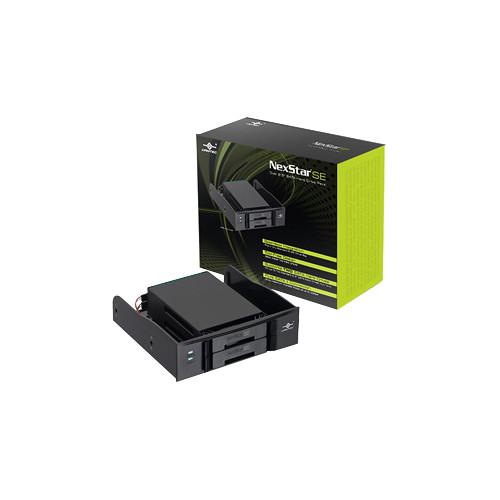 "Vantec NexStar SE 2.5"" SATA Hard Drive Rack (Dual Bay)"