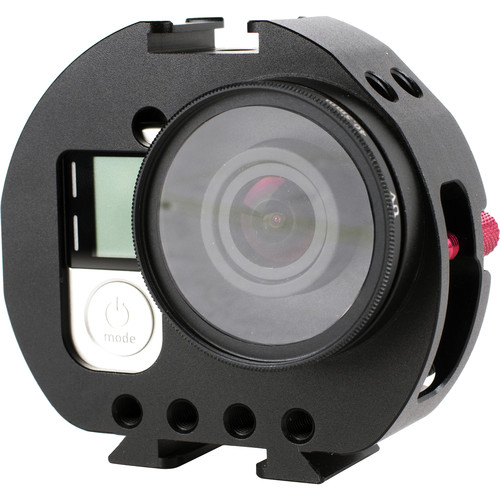 Varavon Armor GoPro Standard Cage with UV Lens Filter