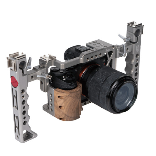 Varavon Zeus Premium Cage for Sony a7R II, a7S II, & a7 II