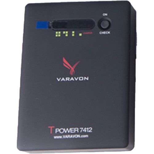 Varavon Canon EOS Full External Battery Package