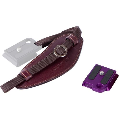 Varavon DSLR Hand Strap (Violet)