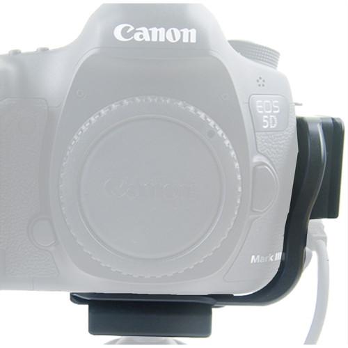 Varavon L Plate for Canon 5DMIII Body (Black)