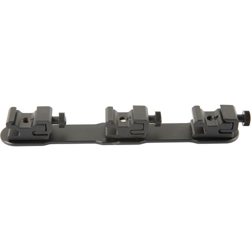 Varavon 3-Way Hot Shoe Adapter for Armor Mini Rig System