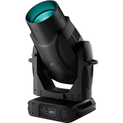 VARI-LITE VL2600 Profile Fixture with 2 Gobo Wheels and TRUE1 Power Connector (Black)