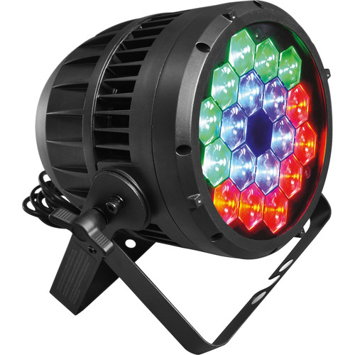 VARI-LITE SL Punchlite 220,18 High Power RGBW LEDs,8-40 Powered Zoom,IP65 Rated Captive Power/Data Cables
