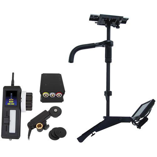 VariZoom AviatorMX Stabilizer System/Wireless Follow Focus Kit