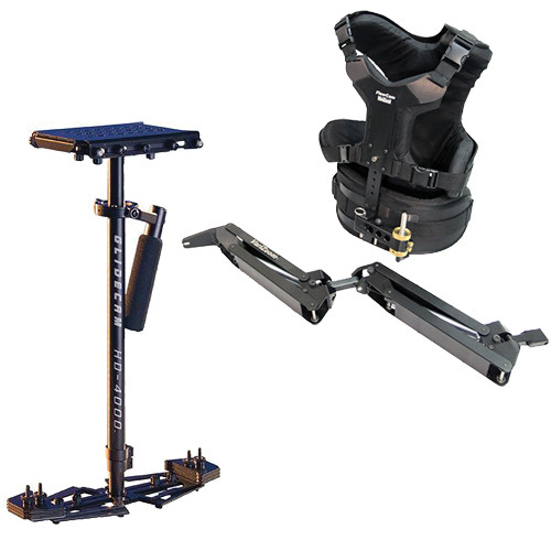VariZoom HD4000 and Navigator XL Stabilization System