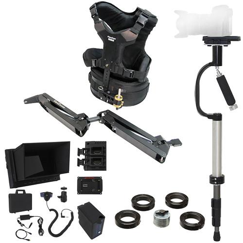 VariZoom Dual Arm And Vest System For Flowpod/Kit