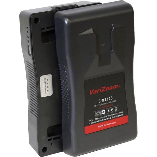 VariZoom 14.4V Separatable Battery (126 Wh, V-Mount)