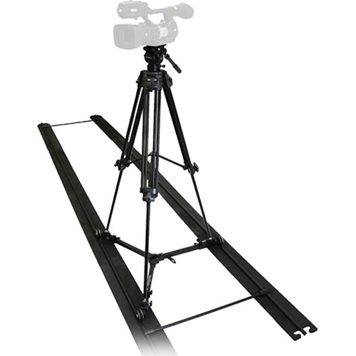 VariZoom Solo Slider Dolly Kit with VZ-TK75A Tripod