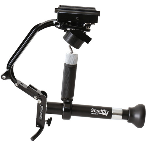 VariZoom StealthyPro Camera Stabilizer