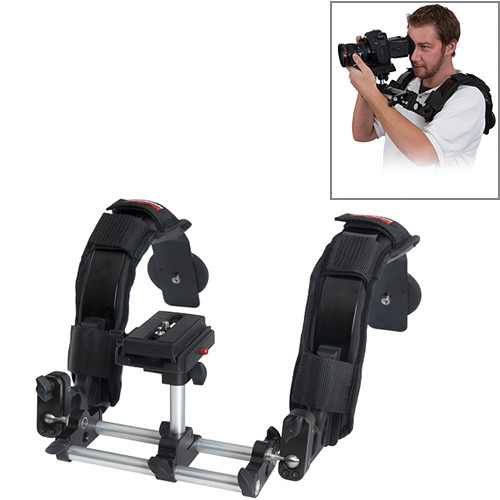 VariZoom CineRig Shoulder Mount for DSLRs and Compact HD Cameras