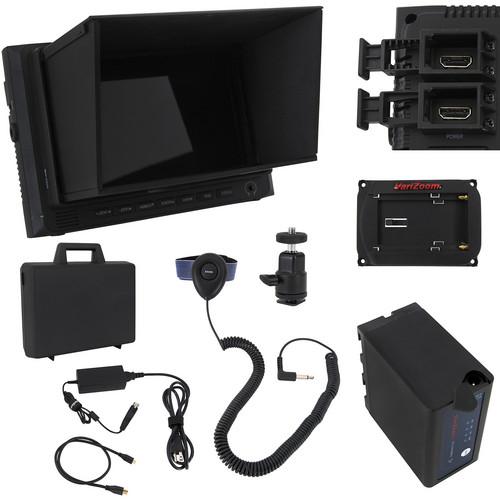 VariZoom VZM7 Monitor Deluxe Kit