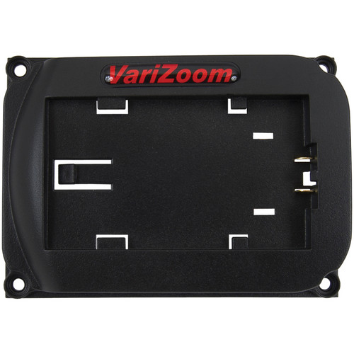 VariZoom Panasonic Battery Plate for VZM5 and VZM7 Monitors