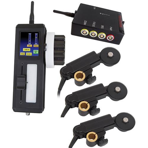 VariZoom VZTOC-ZFi3 Wireless Follow Focus System