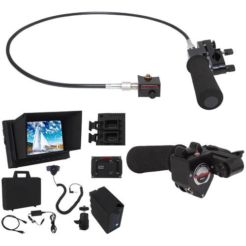 VariZoom Zoom/Focus/Monitor Kit for Canon Lenses