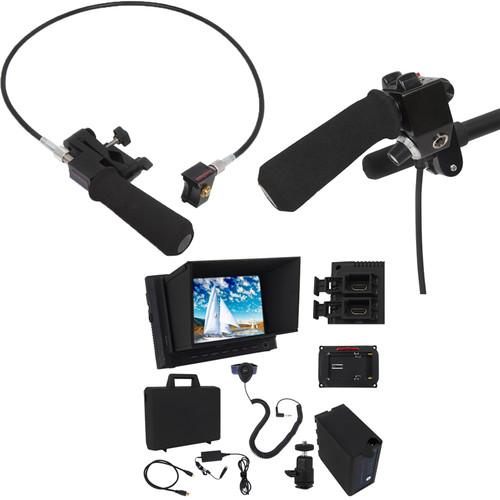 VariZoom Zoom/Focus/Monitor Kit for Fujinon 12-Pin Lenses