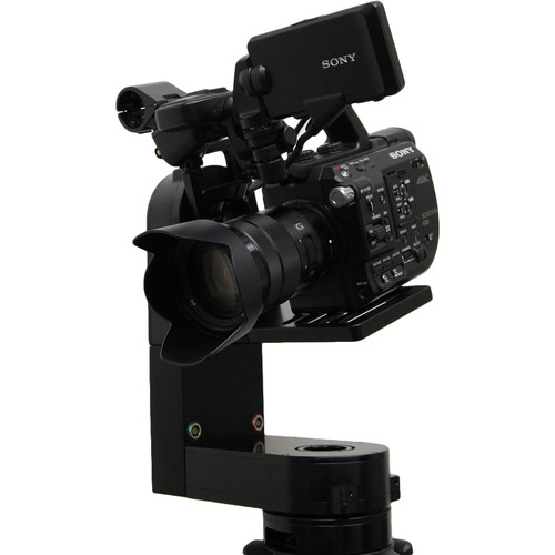 VariZoom CP Micro Remote Head with 100mm Ball Mount