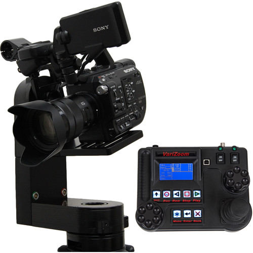VariZoom CP Micro Remote Head with Advanced Console Controller (100mm Mount)