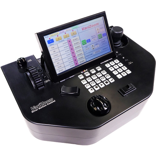 VariZoom 4 x 7-Axis Multi-Camera River Control Console