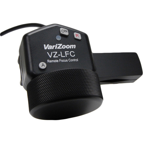 VariZoom Electronic Rotary Follow Focus Control for Canon C100/C300 MK I & II (EF Mount)
