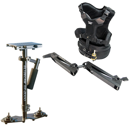 VariZoom XR-2000 and Navigator XL Stabilization System