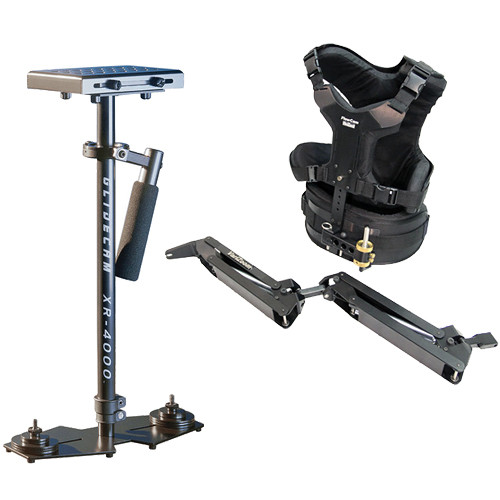 VariZoom XR-4000 and Navigator XL Stabilization System