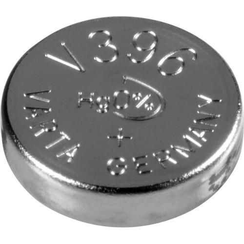 Varta V396 Silver-Oxide Coin Battery (1.55V, 27mAh)