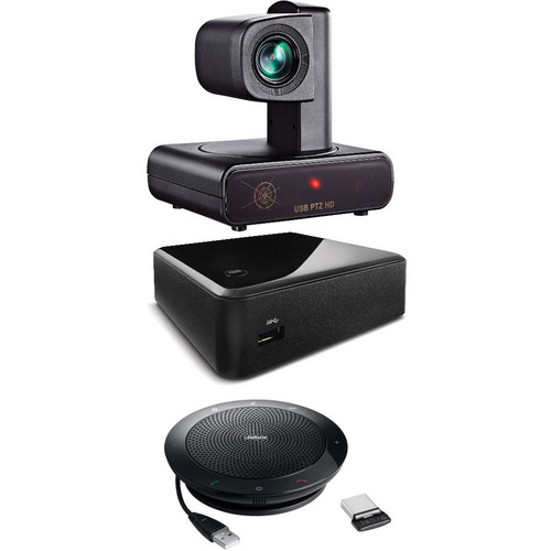 VDO360 VDOPC-01 Camera for Video Conferencing with Computer & Speakerphone