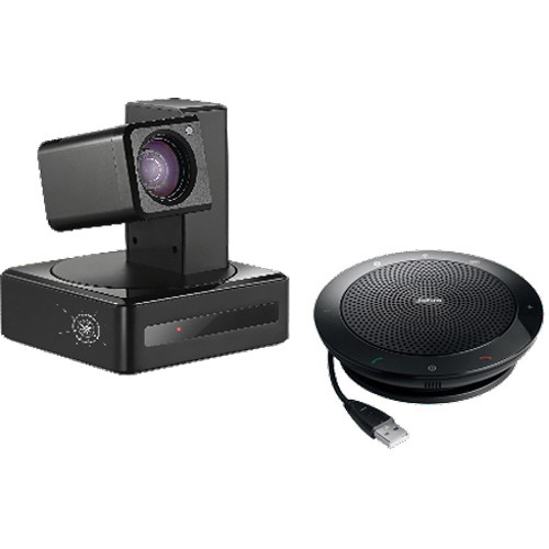 VDO360 Compass HD PTZ USB Camera with Jabra Speak 510+ Speakerphone Kit