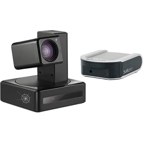 VDO360 VPTZH-03 EZVDO Beacon Duet - Camera With Wired Phoenix Duet Speakerphone