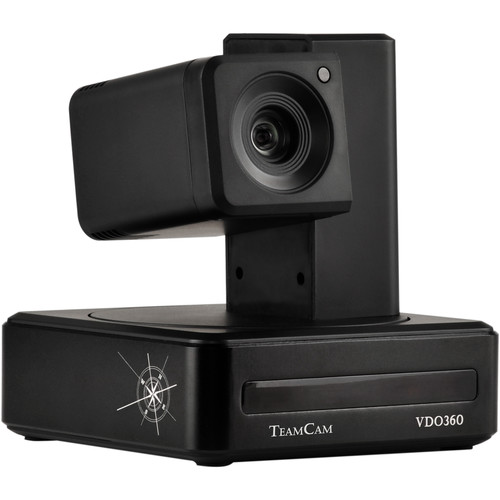 VDO360 TeamCam 90° FOV USB PTZ Camera with 3x Digital Zoom