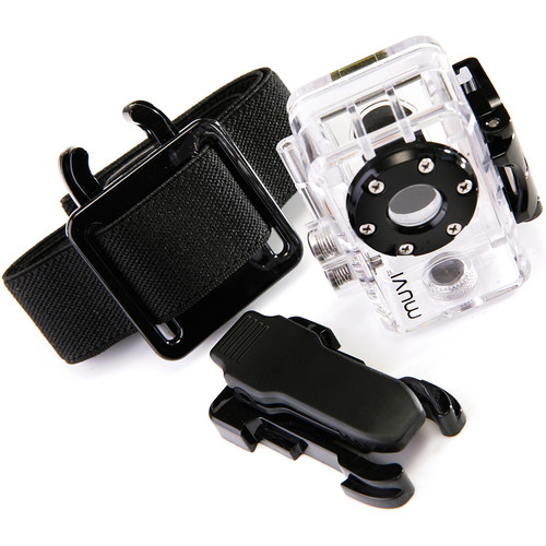 veho VCC-A005-WPC Waterproof Case for Muvi Atom Camcorder