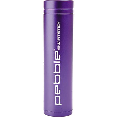 veho Pebble Smartstick Emergency Portable Battery Pack (Purple)