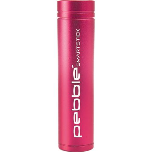 veho Pebble Smartstick Emergency Portable Battery Pack (Pink)