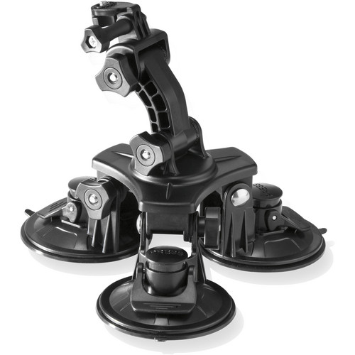veho VCC-A027-3SM MUVI 3 Cup Pro Suction Mount