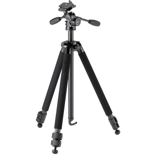 Velbon GEO E635D Carbon Fiber Tripod with PHD-65Q Pan/Tilt Head
