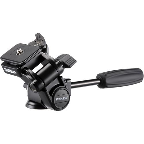 Velbon PHD-33M 3-Way Pan/Tilt Head