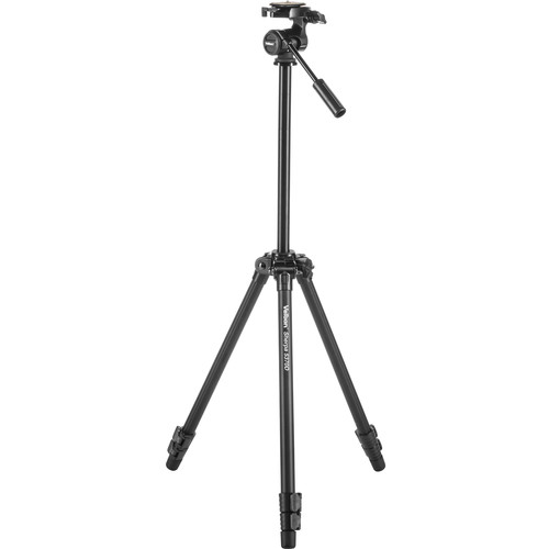 Velbon Sherpa 5370D Aluminum Tripod with 3-Way Pan/Tilt Head