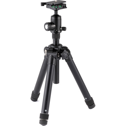 Velbon Ultra TR 563D Aluminum Tripod with QHD-S5D Ball Head