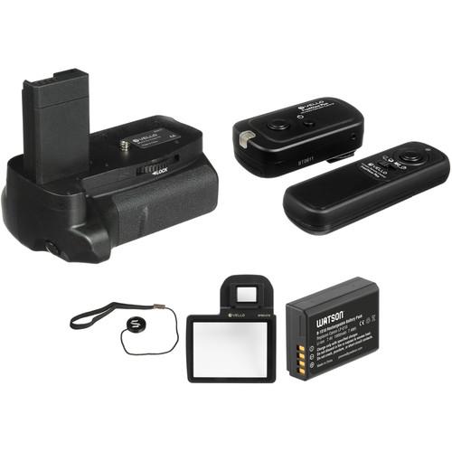 Vello Accessory Kit for Canon EOS Rebel T3 DSLR Camera