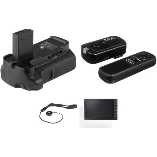 Vello Accessory Kit for Canon EOS Rebel SL2